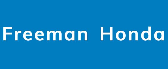 Freeman Honda