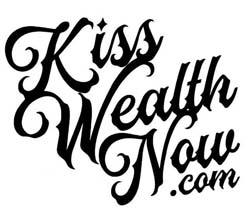 Kiss Wealth Now logo