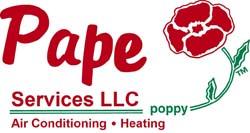 Pape Services LLC logo